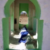 <p>Tombeau de Sidi Bou Zekri (Tabelbala)</p>