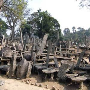 Mégalithes de Nartiang