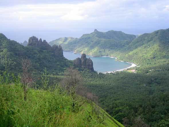 Défense du patrimoine culturel et naturel aux Îles Marquises (Nuku Hiva)