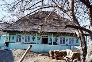 Maison traditionnelle (Marginea, jud. Suceava, Moldavie)