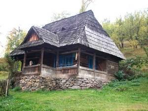 Maison traditionnelle du Maramureş