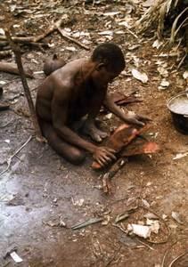 Les noms des couleurs n'existent pas : les rouges chez les Ngbaka (Centrafrique)