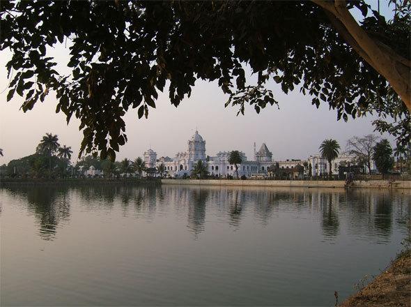 Le palais d'Ujjayanta, à Agartala, capitale de Tripura