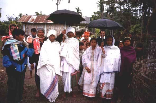 Un mariage chez les Deuri