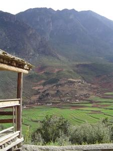 La vallée de Xiangjiao (项脚), Sichuan